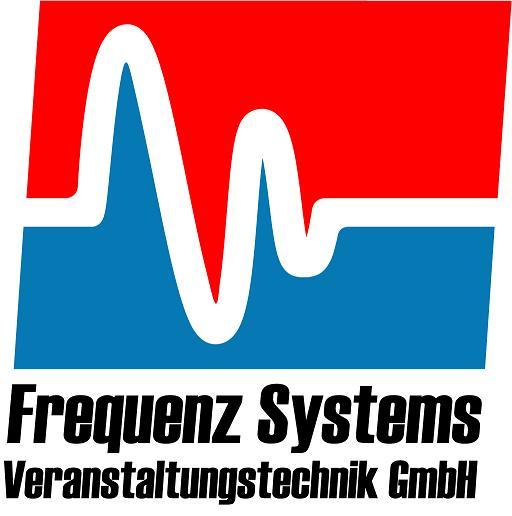 Logo der Frequenz Systems Veranstaltungstechnik GmbH