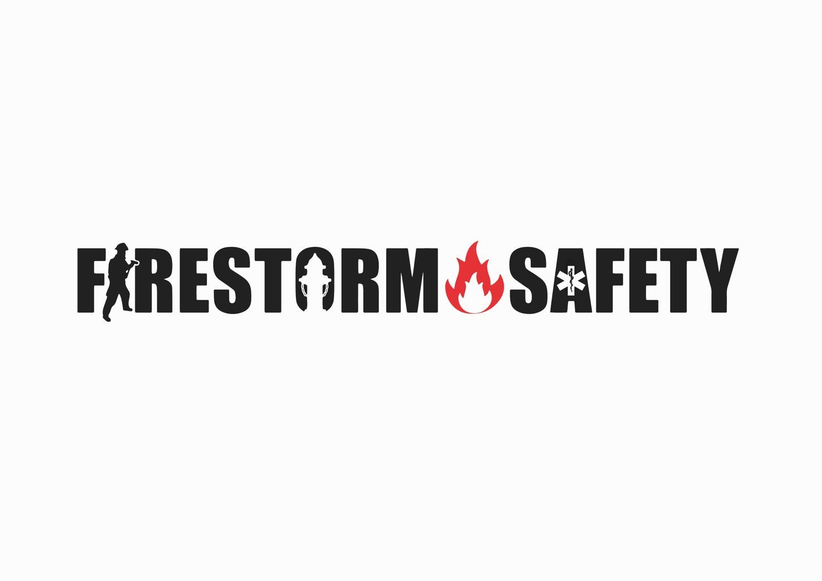 Logo der Firestorm Safety UG