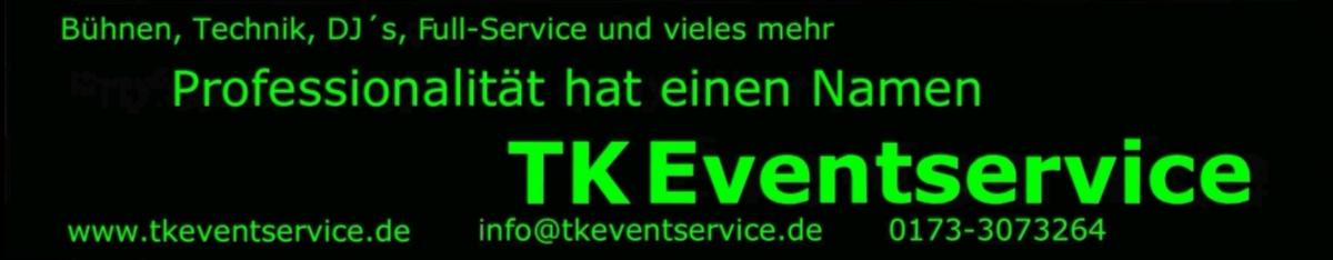 Logo der TK-Eventservice