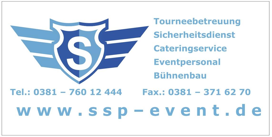 Logo der SSP Event UG