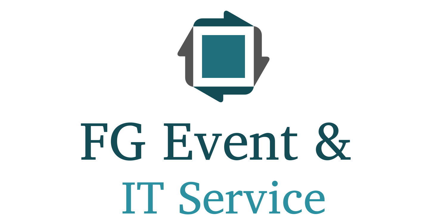 Logo der FG Event & IT Service