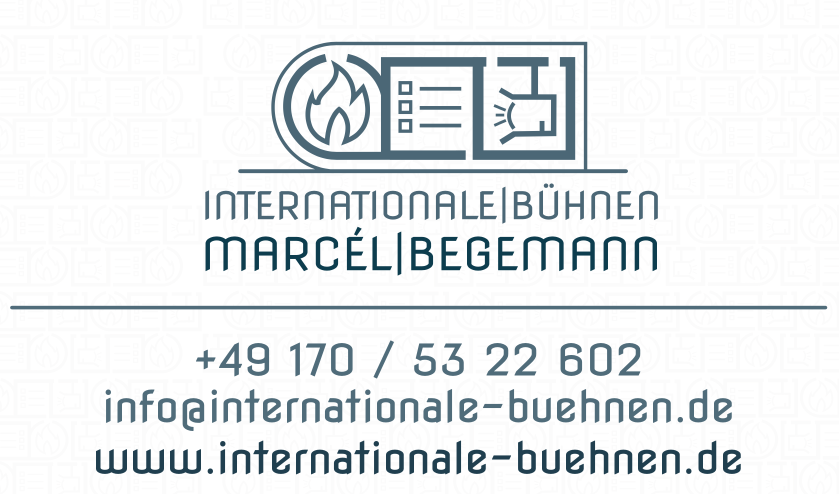 Logo der Internationale Bühnen