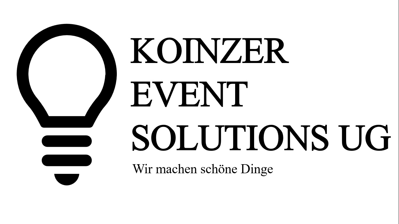Logo der Koinzer-Event-Solutions UG