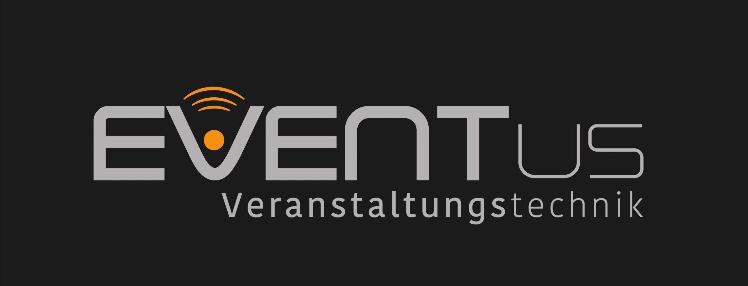 Logo der EVENTus Veranstaltungstechnik