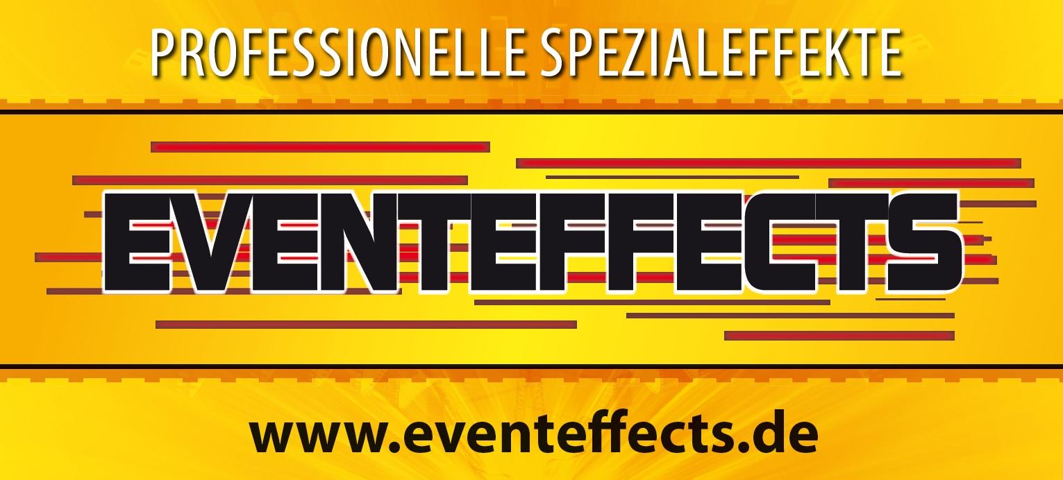Logo der Eventeffects Spezialeffekte