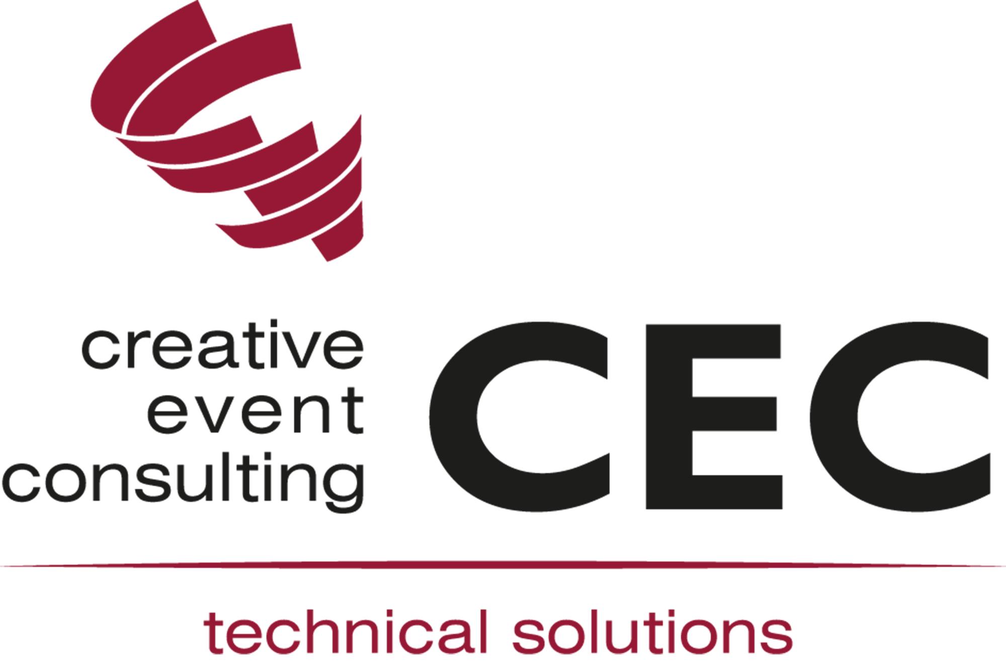 Logo der CEC Creative-Event-Consulting