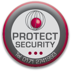 Logo der Protect Security