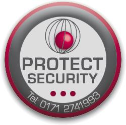 Logo der Protect Security