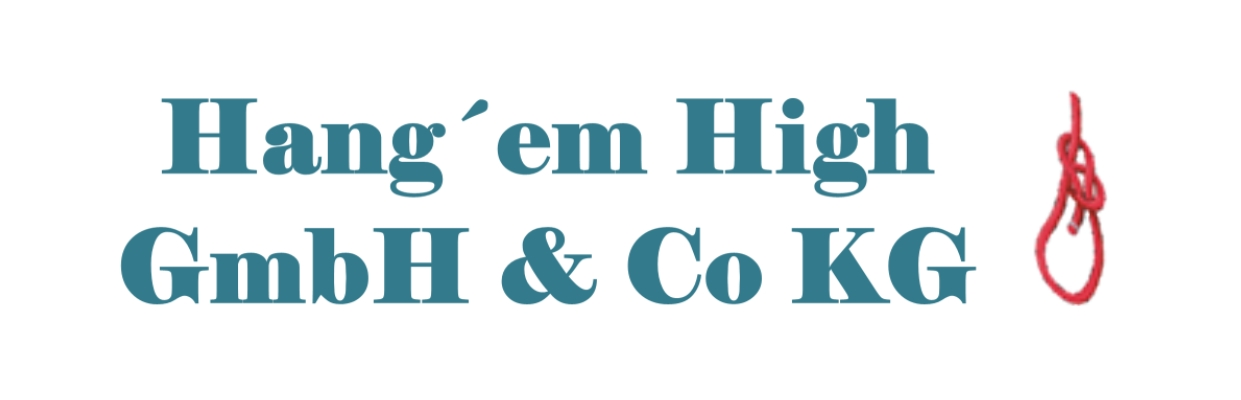 Logo der Hang´em High GmbH & Co KG