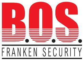 Logo der B.O.S. FRANKEN SECURITY GmbH | Niederlassung München
